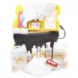 PRO LEATHER CLEANING KIT (Kit de Limpieza Profesional de Cuero)